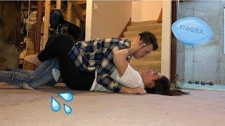 EXTREME MALE V.I.A.G.R.A PRANK ON BOYFRIEND!!! (HE GETS WILD)