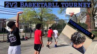 2v2 basketball tournament! Losers gets extreme punishment!