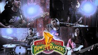 Sanca Records - Soundtrack Mighty Morphin Power Ranger (Go Go Power Rangers) Cover