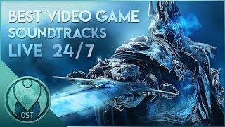 Best Video Game Music Soundtracks of All Time (OST) - LIVE 24/7 Radio