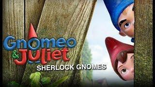 Sherlock Gnomes Soundtrack list