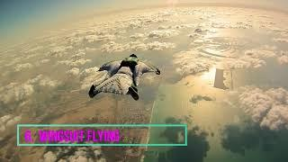 TOP 10 EXTREME SPORTS