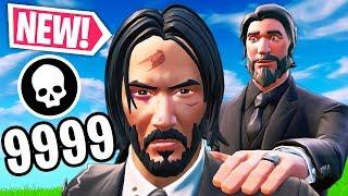 *NEW* JOHN WICK SKIN Is OP..!!! | Fortnite Funny and Best Moments Ep.484 (Fortnite Battle Royale)