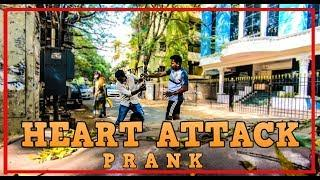 Heart Attack Prank | MadrasIcon Pranks | Pranks in TamilNadu