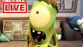 Spookiz LIVE ???? | 스푸키즈 | Funny Animated Cartoon | Zombie Invasion | Cartoons for Kids