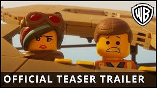 THE LEGO®  MOVIE 2 - Official Teaser Trailer - Warner Bros. UK