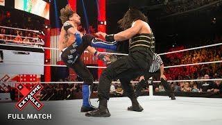 FULL MATCH - Roman Reigns vs. AJ Styles - WWE World Heavyweight Title Match: WWE Extreme Rules 2016