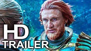 AQUAMAN Trailer #4 NEW (2018) Superhero Movie HD