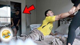 IM GAY for my BEST FRIEND PRANK ON WIFE!!! **MUST WATCH HER REACTION**