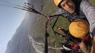 MY PARAGLIDING ADVENTURE