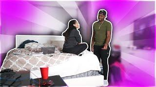 """MY EX USE TO DO THAT"" PRANK ON GIRLFRIEND!! (SHE CRIED)"