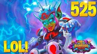 HEARTHSTONE Best Daily FUNNY and WTF Moments 525!