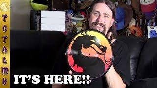 Mortal Kombat 1&2 Vinyl Soundtrack Unboxing!