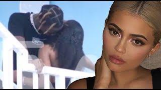 Kylie Jenner Responds To FAKE Travis Scott Cheating Prank!