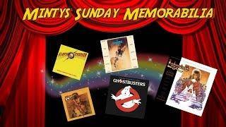 Movie Soundtrack Records/ Mintys Sunday Memorbillia