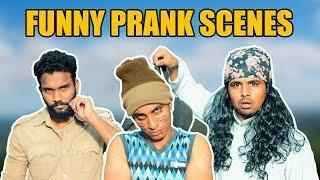 Funny Prank Scenes | Hyderabadi Comedy | Warangal Diaries