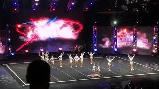 CEA Senior Elite, 2019 NCA Nationals, day 2