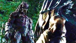 "THE PREDATOR ""Giant Predator VS Classic Predator"" Trailer (NEW 2018) Sci-Fi Movie HD"