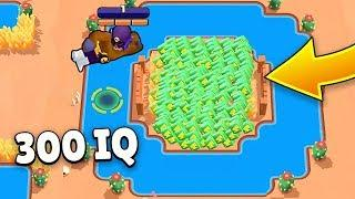 ULTIMATE LUCKY & HACKER MOMENTS! Brawl Stars Funny Moments & Glitches #3