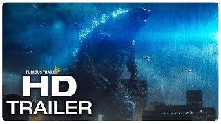 GODZILLA 2 Trailer #2 International (NEW 2019) Godzilla King Of The Monsters, Monster Movie HD