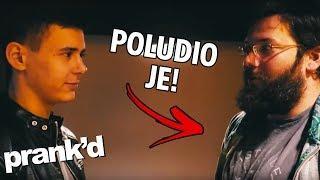PRANK NA PRODUCENTU JOOMBOOSA! |Prank'd | Epizoda 7