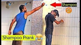 Shampoo Prank in Pakistan (Gone Wrong) - Pranks in pakistan - Lahorified