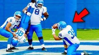 Top 5 Most SAVAGE SPORTS CELEBRATIONS! (Touchdown Joke, Funny Red Card)