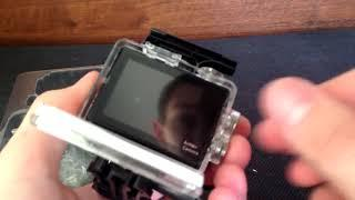 Aliexpress Multi-lingual 1080P Extreme Sports Camera 2.0'' Unboxing