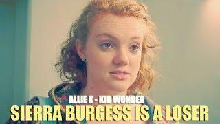 Allie X - Kid Wonder (Lyric video) • Sierra Burgess Is A Loser Soundtrack •