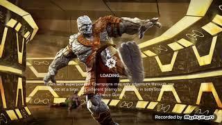 Marvel contest of Champions 2 soundtracks traps versus Black Widow