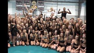 Cheer Extreme Raleigh Teams JTV Cheer Mix 2019 ~ SSX SMOEX CODE BLACK COUGARS