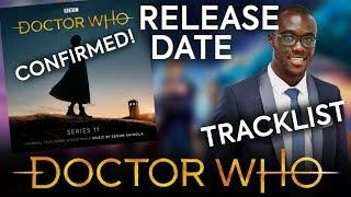 RELEASE DATE & TRACK LIST | Soundtrack Doctor Who Series 11