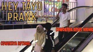 HEY TAYO PRANK !!! NGESELIN GA SIH ?? WKWKW - Prank Indonesia