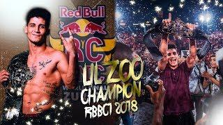 LIL ZOO ???? New Champion Of Red Bull Bc One 2018