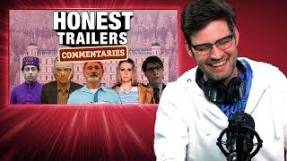 Honest Trailers Commentary - Every Wes Anderson Movie