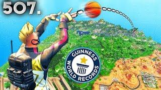 WORLD RECORD BASKETBALL THROW..??! Fortnite Daily Best Moments Ep.507 Fortnite Battle Royale Funny