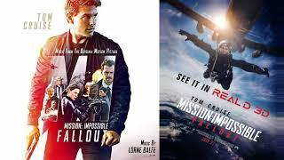 Mission Impossible Fallout, 24, Cutting on One, Soundtrack, Lorne Balfe