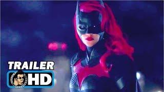 BATWOMAN Teaser Trailer (2019) Ruby Rose CW Series