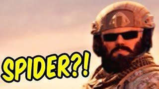 He killed a spider... - Rainbow Six Siege Funny Moments & Epic Stuff