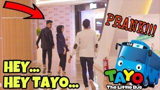 HEY TAYO PRANK! PANGGIL ORANG TAPI MALAH NYANYI HEY TAYO! - Prank Indonesia Jordan Nugraha
