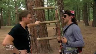 Adventure Arizona: Flagstaff Extreme adventure course - ABC15 Sports