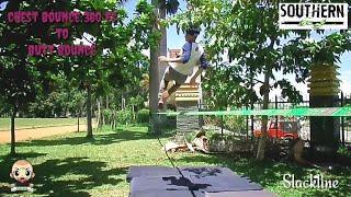 Olahraga yang lagi Hits Banget...'VIRAL' [Extreme Sports] | SLACKLINE INDONESIA