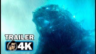 GODZILLA 2: KING OF THE MONSTERS Trailer #1 (4K ULTRA HD)
