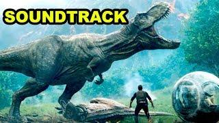 Jurassic World: Fallen Kingdom FULL Soundtrack by Michael Giacchino (Deluxe Edition)