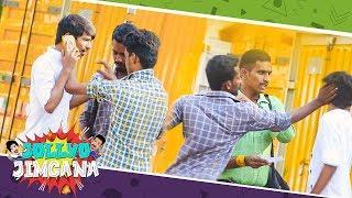 """Semma Adi"" Prank on Strangers   Address Clash Prank   JJ #001   #Prank_Show   Madurai 360*"