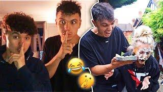Couple Prank Wars Gone TOO FAR! (ITS OVER)