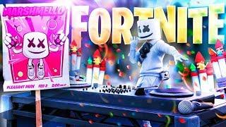 FORTNITE MARSHMELLO EVENT/CONCERT - FULL SOUNDTRACK (HD)
