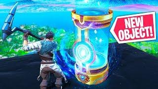 *NEW EVENT* MYSTERIOUS EVENT OBJECT..!! | Fortnite Funny and Best Moments Ep.469 (Fortnite Royale)
