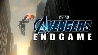 Avengers: Endgame (Fan-Made) Teaser Trailer