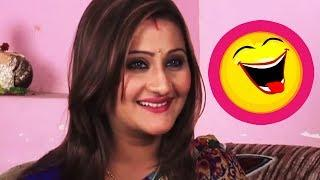 पत्नी की होशियारी - Hindi Jokes Video | Husband Wife Funny Video